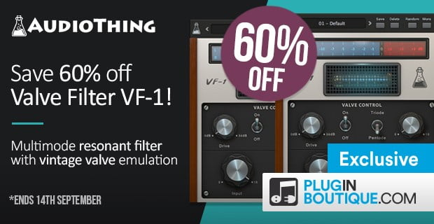 AudioThing Valve Filter VF 1 sale