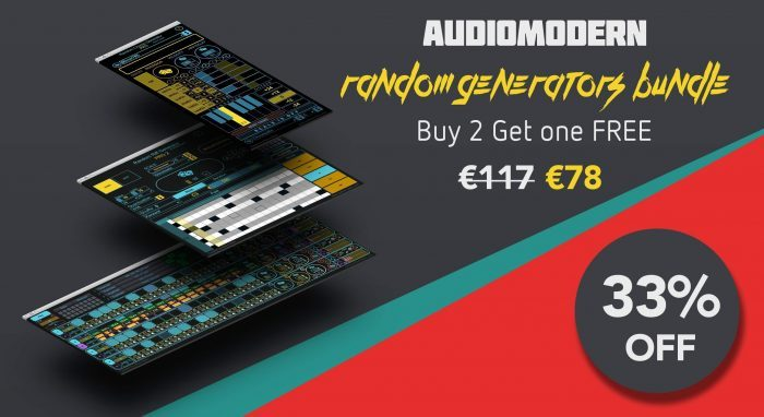 Audiomodern Random Generators Bundle