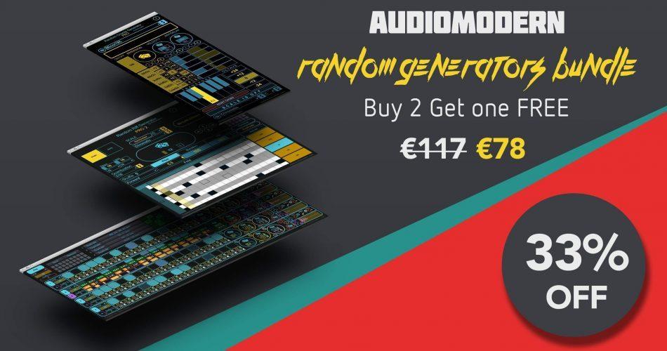 Audiomodern Random Generators Bundle