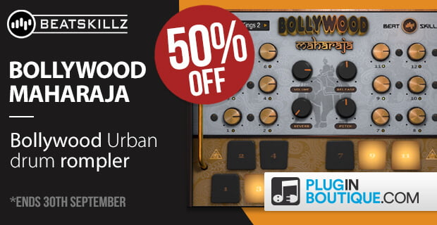 Beatskillz Bollywood Drums Sale