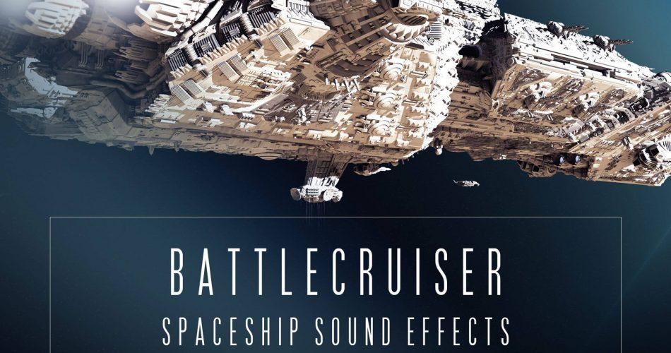 Bluezone Battlecruiser Spaceship Sound Effects