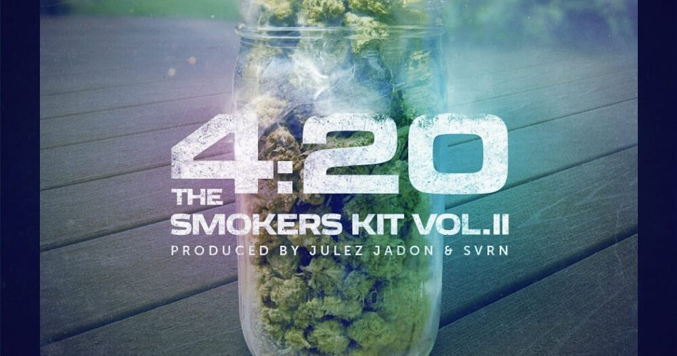 CAPSUN ProAudio 420 Smokers Kit Vol 2