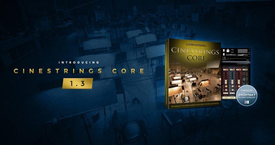 Cinesamples CineStrings CORE 1.3 feat