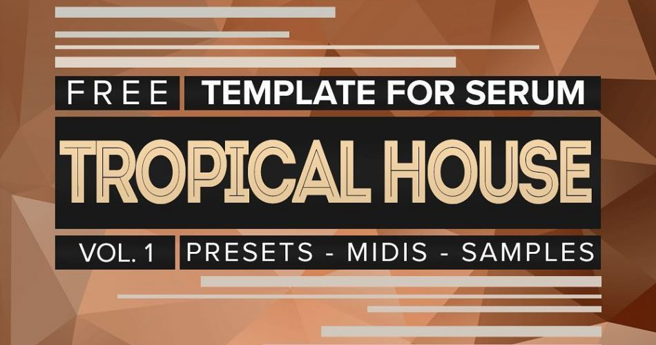 Derrek Free Tropical House Template for Serum