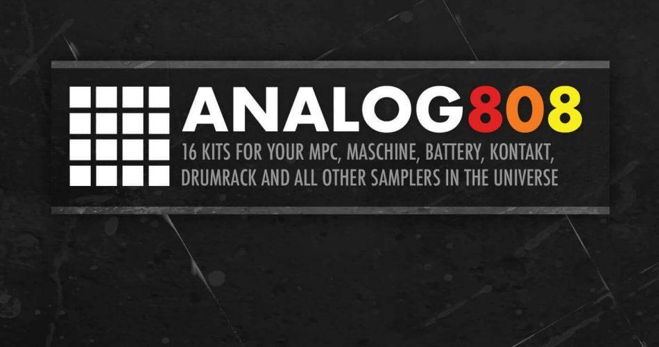 Drum Depot Analog 808