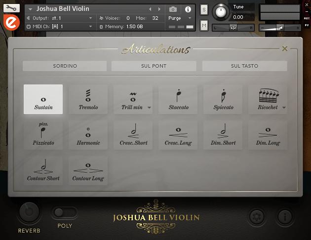 Embertone Joshua Bell Violin 2
