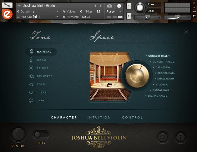 Embertone Joshua Bell Violin 3