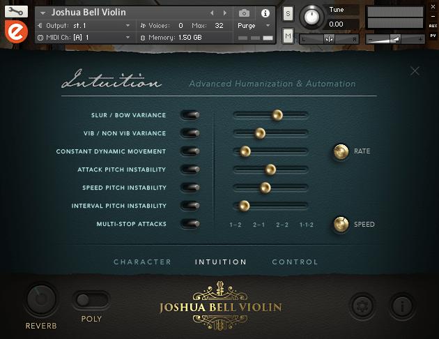 Embertone Joshua Bell Violin 4