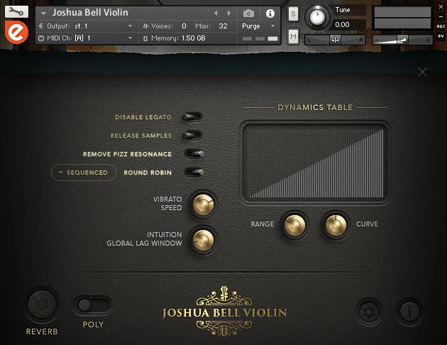 Embertone Joshua Bell Violin 5