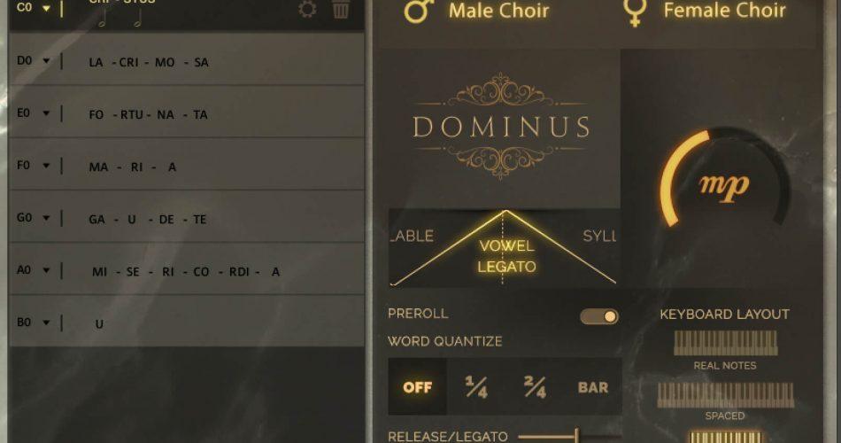 FluffyAudio Dominus Choir