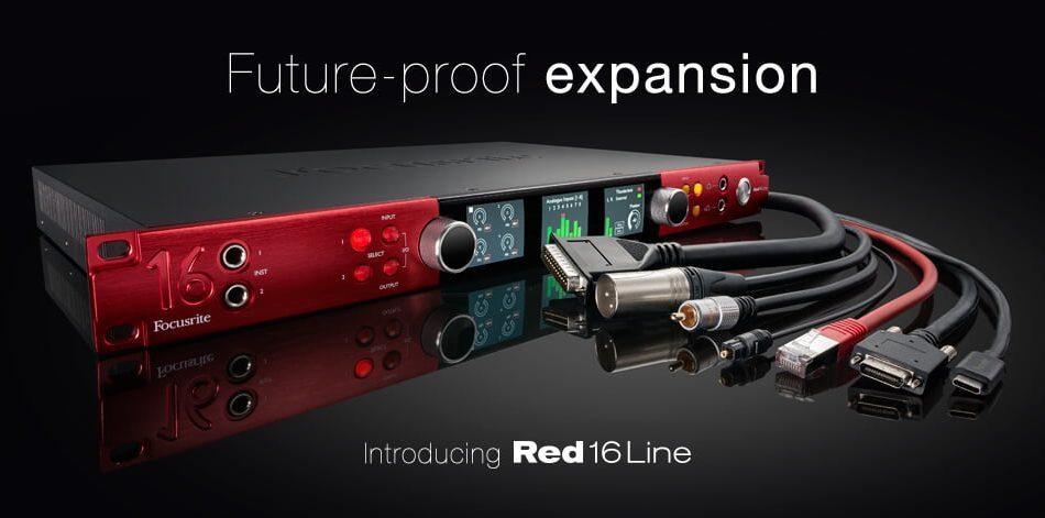 Focusrite Red 16Line