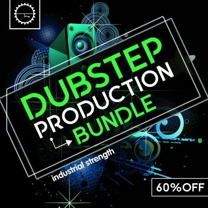 Industrial Strength Samples Dubstep Production Bundle