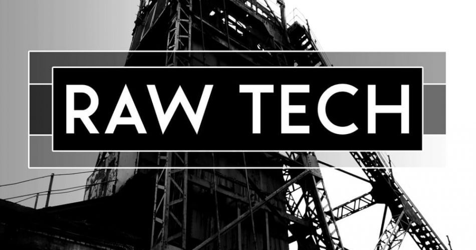 Industrial Strength Samples Raw Tech