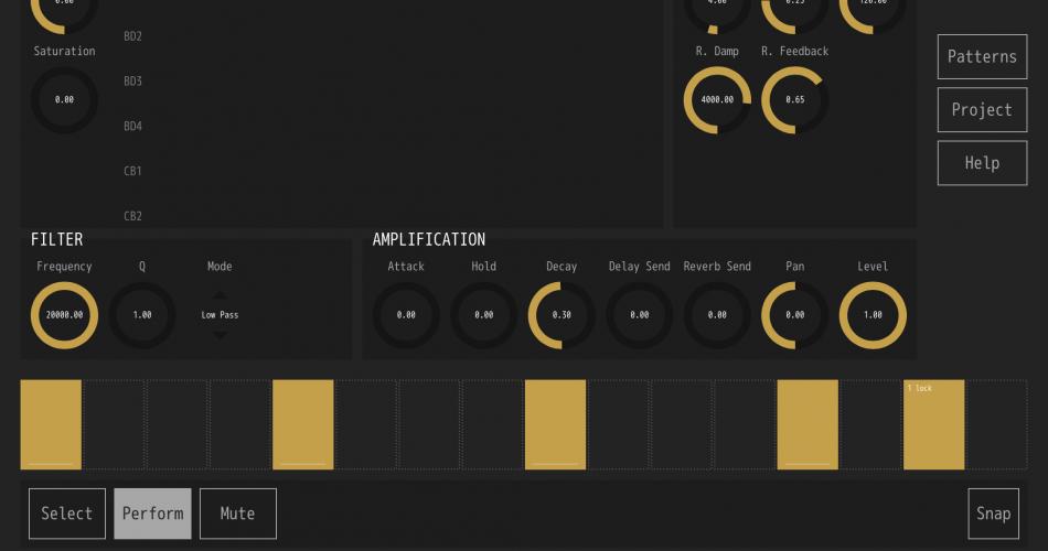 Jérémy Pinat Ton Drum Machine 1.1