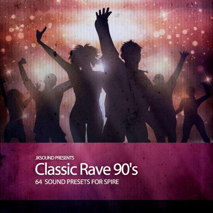 Jksound Classic Rave 90s