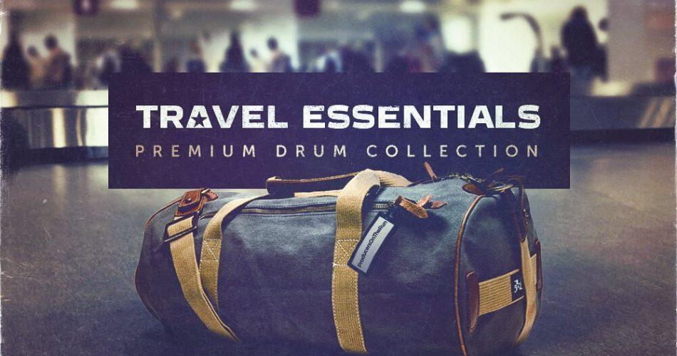 Julez Jadon Travel Essentials Premium Drum Collection