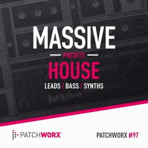 Loopmasters House Synths Massive Presets