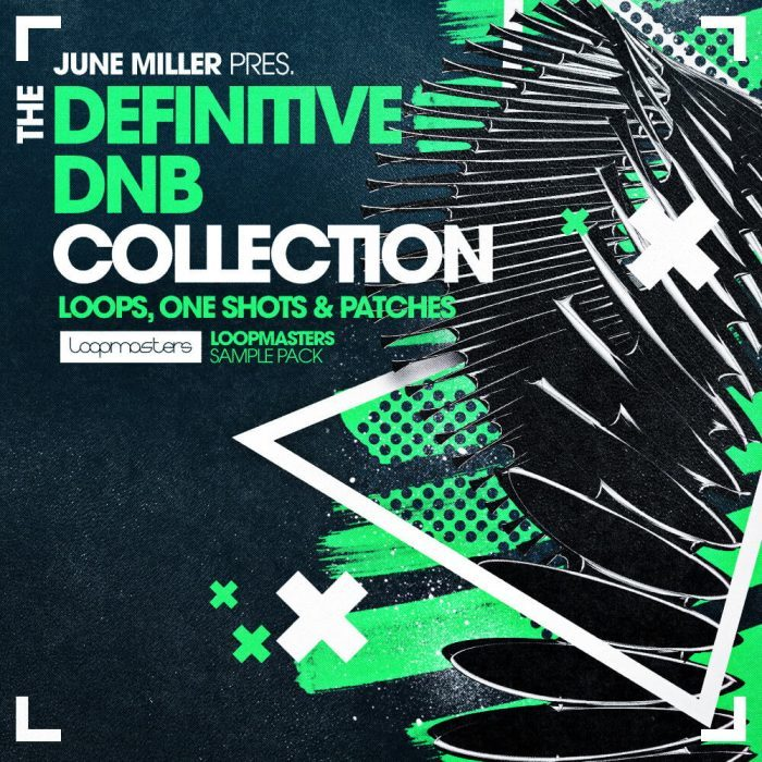 Loopmasters June Miller Definitive DNB Collection