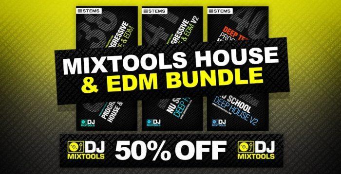 Loopmasters Mixtools House & EDM Bundle