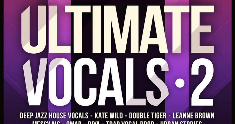 Loopmasters Ultimate Vocals 2