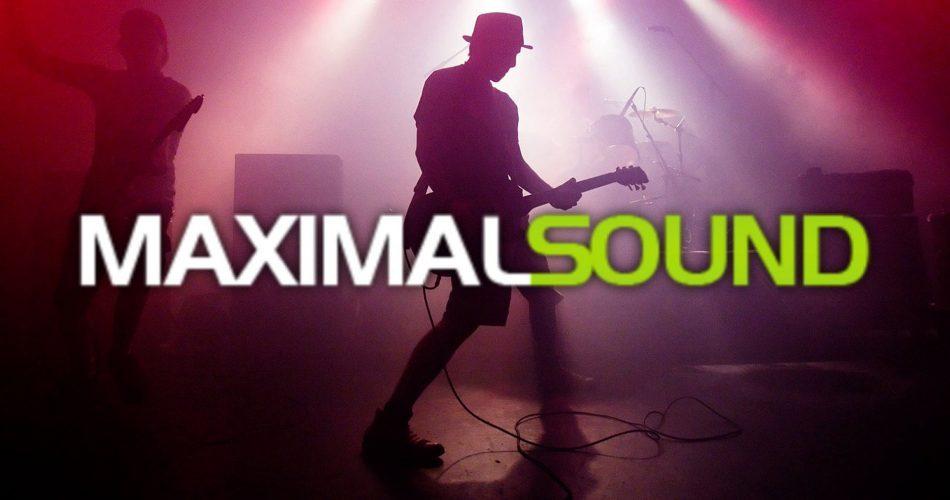 MaximalSound promo