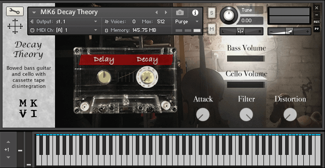 MkVI Audio Decay Theory