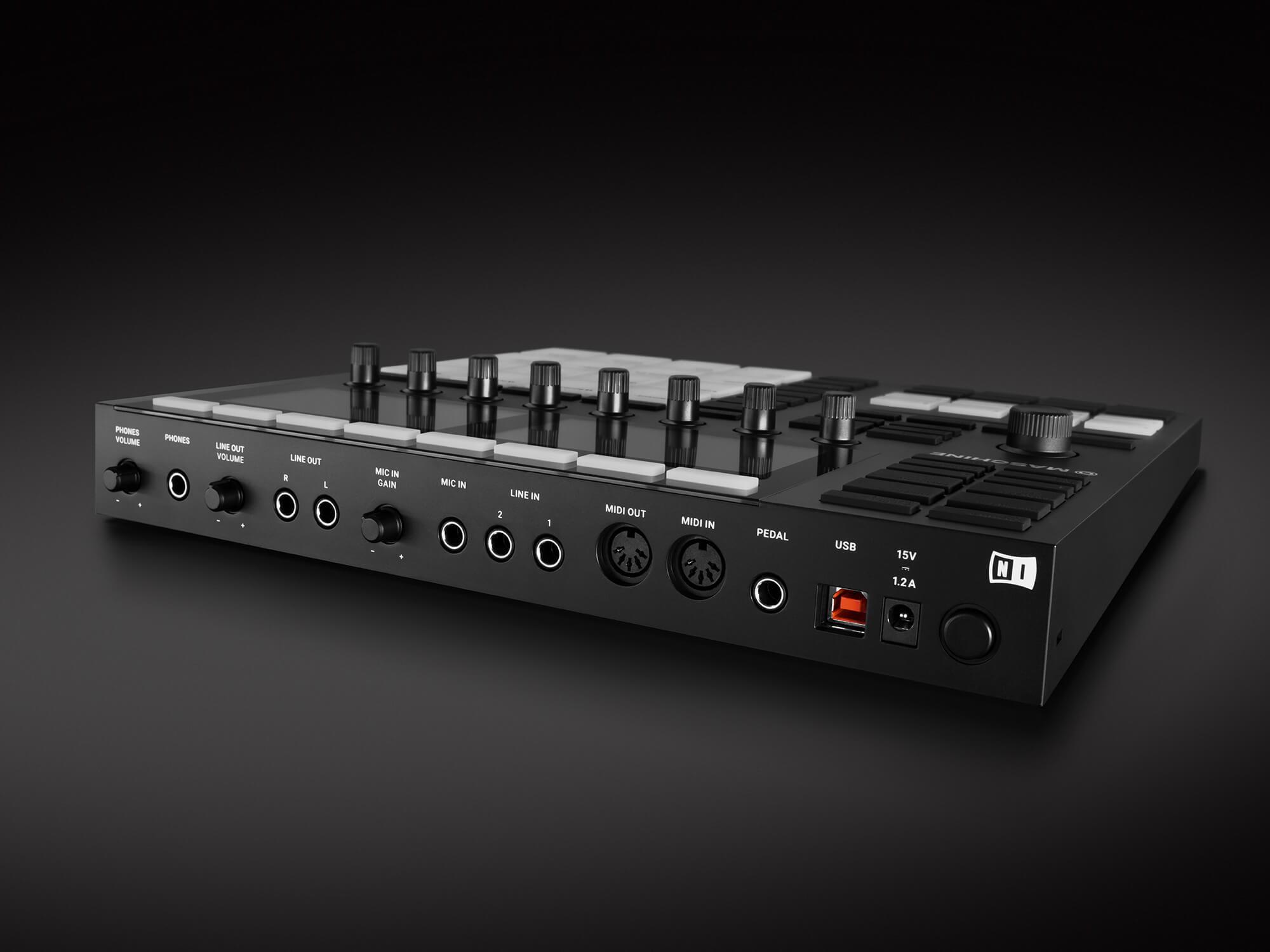 Native Instruments Intros Maschine Mk3 Amp Komplete Kontrol Mk2