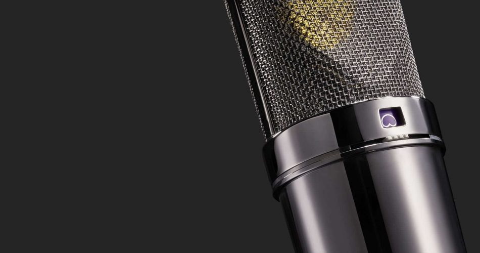 Neumann U 87 Rhodium Edition feat