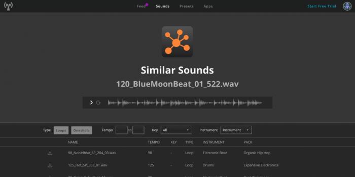 Noiiz Similar Sounds