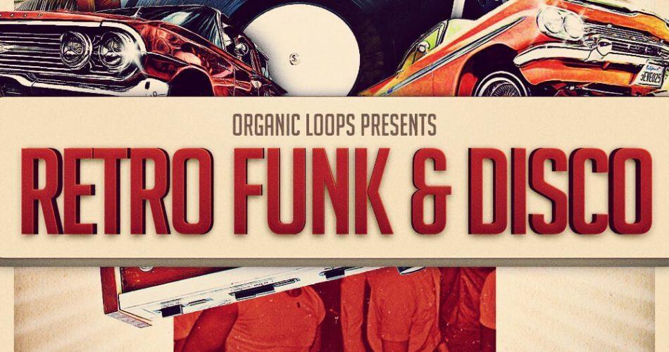 Organic Loops Retro Funk & Disco