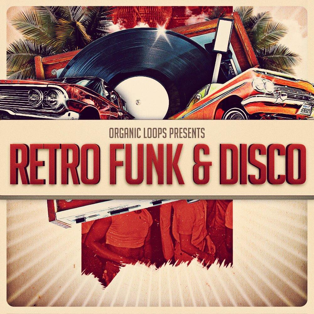 Organic Loops releases Retro Funk & Disco sample pack
