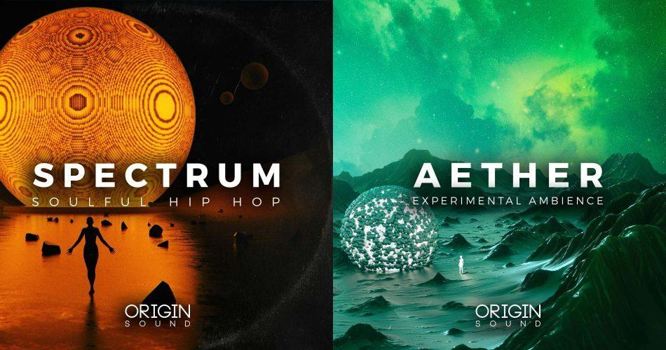 Origin Sound Spectrum Aether