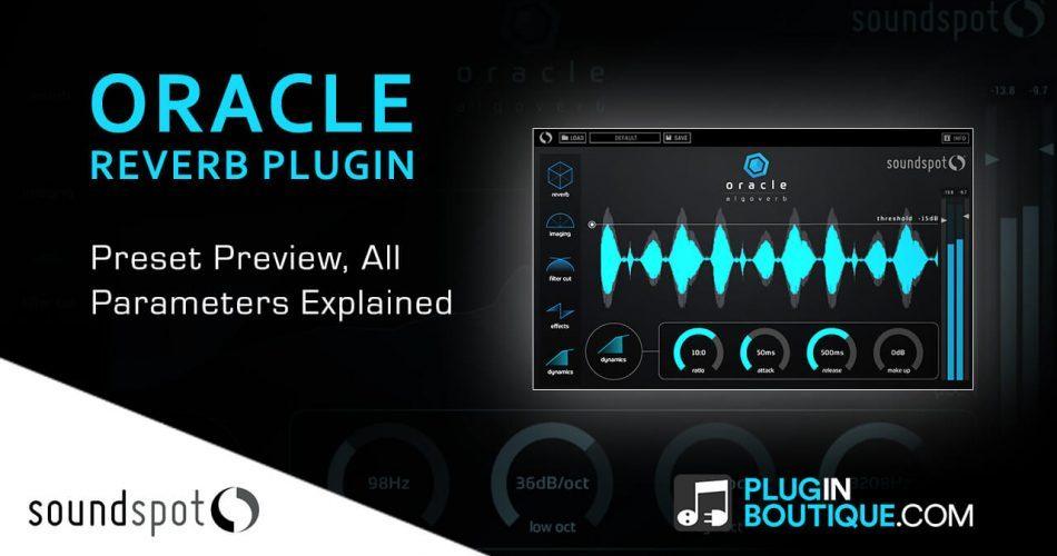 SoundSpot Oracle show & reveal
