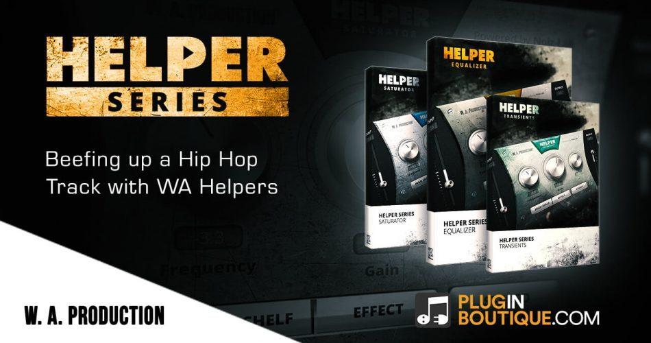 Plugin Boutique WA Production Helper Series video
