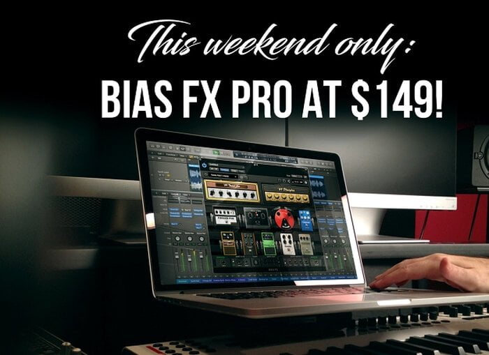 Positive Grid BIAS FX PRO sale