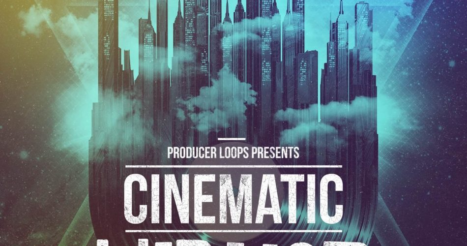 Producer Loops Cinematic Hip Hop Vol 3