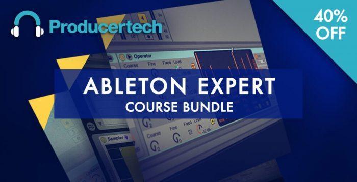 Producertech Ableton Expert Course Bundle