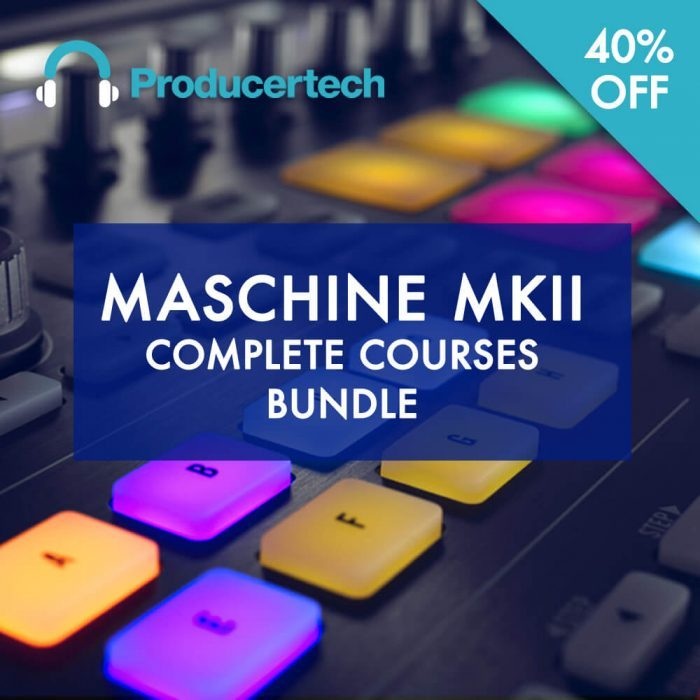 Producertech Maschine MKII bundle