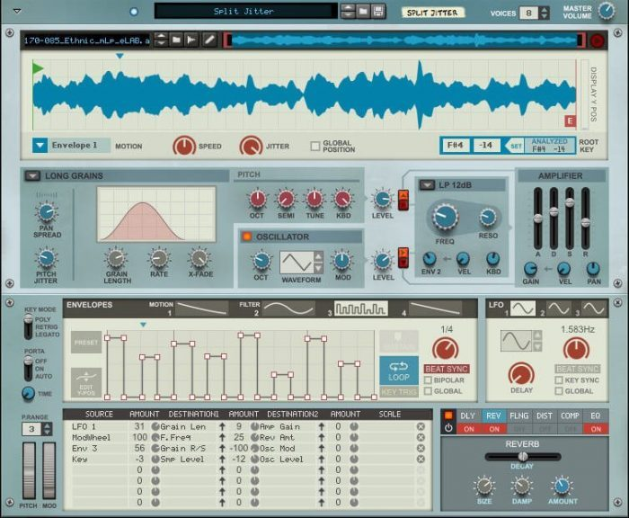 Propellerhead Grain