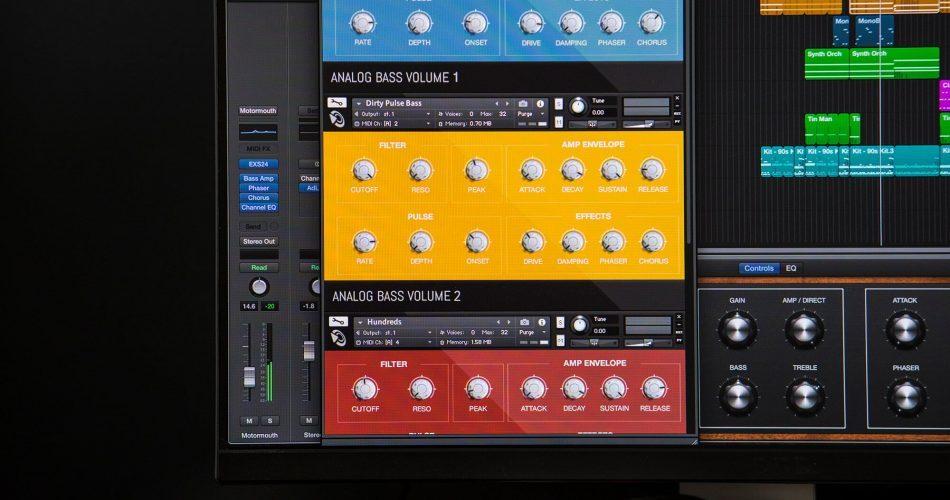 Puremagnetik Analog Bass Compendium