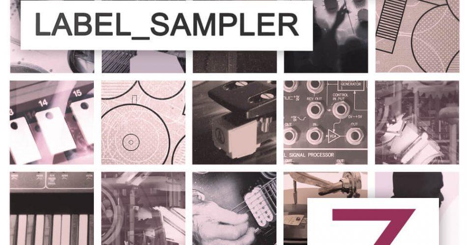 RV Samplepacks Label Sampler 3