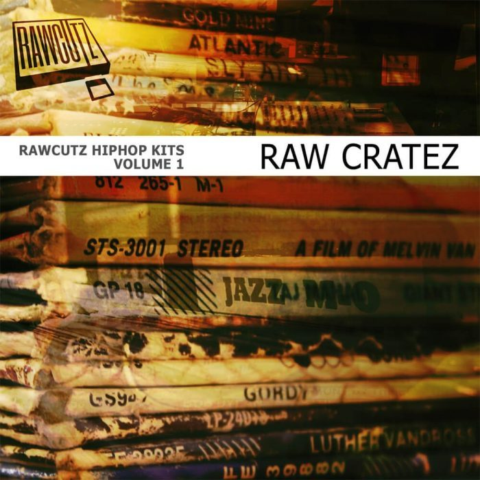 Raw Cutz Raw Cratez Hip Hop Kits Vol 1