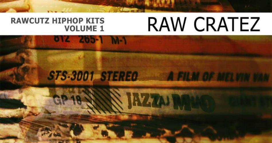 Raw Cutz Raw Cratez Hip Hop Kits Vol 1