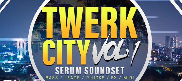 Resonance Sound Derrek Twerk City for Serum