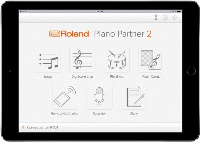 Roland Piano Partner 2