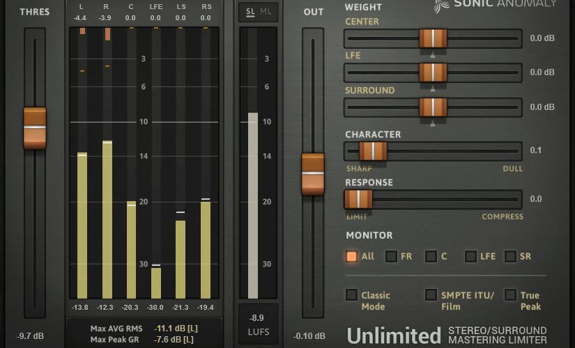 Sonic Anomaly Unlimited Compressor