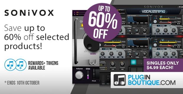 Sonivox 60 off sale