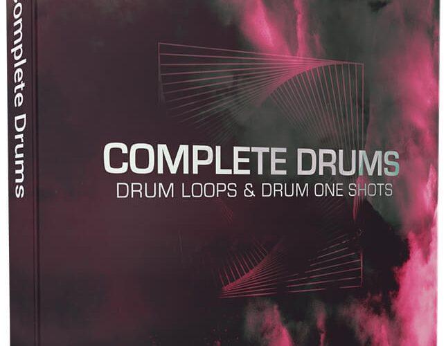 SoundShock Complete Drums