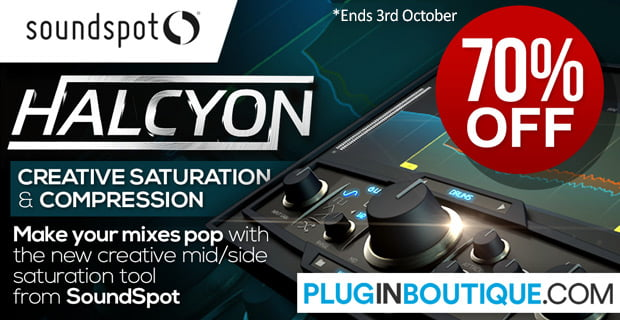 SoundSpot Halcyon sale