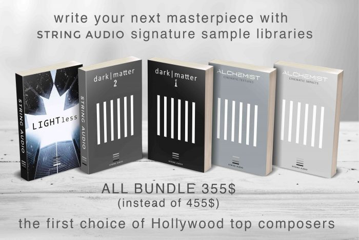 String Audio All Bundle